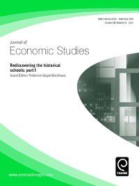 Journal of Economic Studies: Journal of Economic Studies, Volume 32, Issue 3