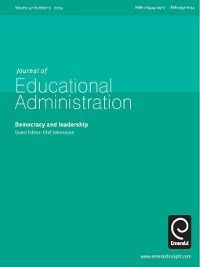 Journal of Educational Administration: Journal of Educational Administration, Volume 42, Issue 6