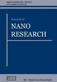 Journal of Nano Research Vol. 30