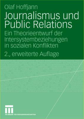 Journalismus und Public Relations, Olaf Hoffjann