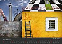 Journey in another World - Surreal Impressions (Wall Calendar 2019 DIN A3 Landscape) - Produktdetailbild 1