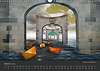 Journey in another World - Surreal Impressions (Wall Calendar 2019 DIN A3 Landscape) - Produktdetailbild 3