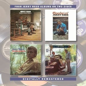 Jr Explores Guitar Country, Jerry Reed