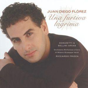 Juan Diego Flórez - Una Furtiva Lagrima: Donizetti & Bellini Arias, Juan Diego Florez, Riccardo Frizza, Osmgv