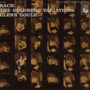 Jub Ed: Goldberg Variationen (1955 Mono Rec), Glenn Gould