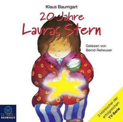 Jubiläumsbox 20 Jahre Lauras Stern, 3 Audio-CDs, Klaus Baumgart