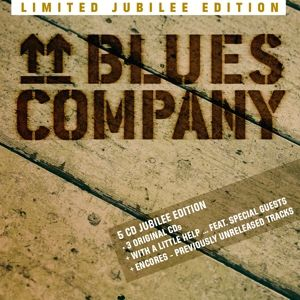 Jubilee Edition (5 CDs, Limited Edition), Blues Company