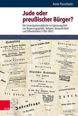 Jude oder preußischer Bürger?, Anne Purschwitz