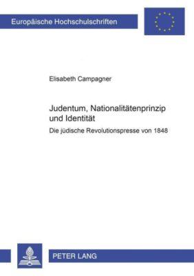 Judentum, Nationalitätenprinzip und Identität, Elisabeth Campagner