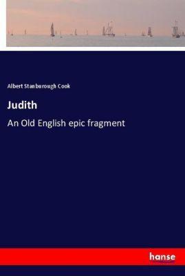 Judith, Albert Stanburough Cook