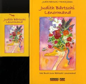 Judith Bärtschi Lenormand, m. Orakelkarten, Judith Bärtschi, Harald Jösten