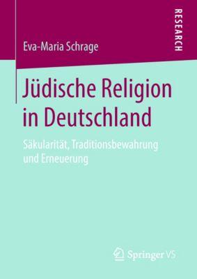 Jüdische Religion in Deutschland, Eva-Maria Schrage