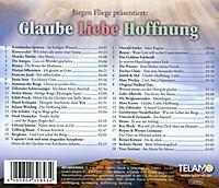Jürgen Fliege präsentiert: Glaube Liebe Hoffnung - Produktdetailbild 1