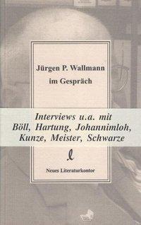 Jürgen P. Wallmann im Gespräch - Jürgen P. Wallmann |