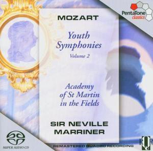 Jugendsinfonien 20,45/+Vol.2, Neville Marriner, Amf