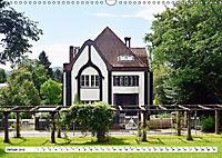 Jugendstil - Darmstadt (Wandkalender 2019 DIN A3 quer) - Produktdetailbild 1