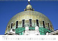 Jugendstil in Deutschland, Österreich und Frankreich (Wandkalender 2019 DIN A3 quer) - Produktdetailbild 3