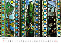 Jugendstil in Deutschland, Österreich und Frankreich (Wandkalender 2019 DIN A3 quer) - Produktdetailbild 5
