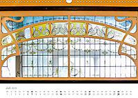 Jugendstil in Deutschland, Österreich und Frankreich (Wandkalender 2019 DIN A3 quer) - Produktdetailbild 7