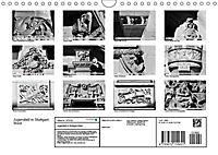 Jugendstil in Stuttgart-West (Wandkalender 2019 DIN A4 quer) - Produktdetailbild 9