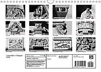 Jugendstil in Stuttgart-West (Wandkalender 2019 DIN A4 quer) - Produktdetailbild 13