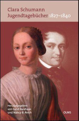 Jugendtagebücher 1827-1840 - Clara Schumann  