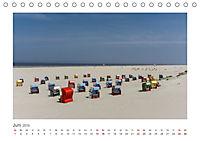 JUIST 2019 - strandsüchtig - (Tischkalender 2019 DIN A5 quer) - Produktdetailbild 6