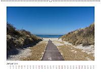 JUIST 2019 - strandsüchtig - (Wandkalender 2019 DIN A2 quer) - Produktdetailbild 1