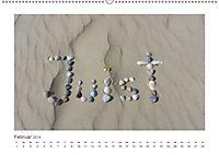 JUIST 2019 - strandsüchtig - (Wandkalender 2019 DIN A2 quer) - Produktdetailbild 2