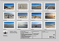 JUIST 2019 - strandsüchtig - (Wandkalender 2019 DIN A2 quer) - Produktdetailbild 13