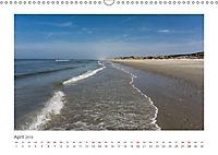 JUIST 2019 - strandsüchtig - (Wandkalender 2019 DIN A3 quer) - Produktdetailbild 4