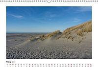 JUIST 2019 - strandsüchtig - (Wandkalender 2019 DIN A3 quer) - Produktdetailbild 3
