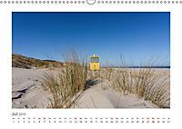 JUIST 2019 - strandsüchtig - (Wandkalender 2019 DIN A3 quer) - Produktdetailbild 7