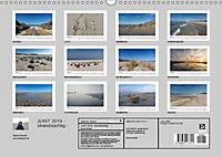 JUIST 2019 - strandsüchtig - (Wandkalender 2019 DIN A3 quer) - Produktdetailbild 13