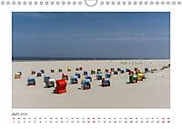 JUIST 2019 - strandsüchtig - (Wandkalender 2019 DIN A4 quer) - Produktdetailbild 6