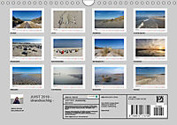 JUIST 2019 - strandsüchtig - (Wandkalender 2019 DIN A4 quer) - Produktdetailbild 13