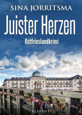 Juister Herzen. Ostfrieslandkrimi - Sina Jorritsma pdf epub