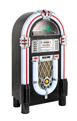 Jukebox DAB+ mit Plattenspieler