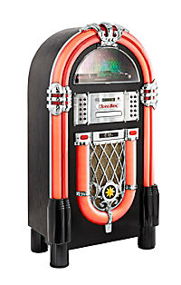 Jukebox DAB+ mit Plattenspieler - Produktdetailbild 4