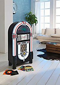 Jukebox DAB+ mit Plattenspieler - Produktdetailbild 6