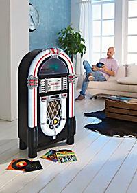 Jukebox DAB+ mit Plattenspieler - Produktdetailbild 7