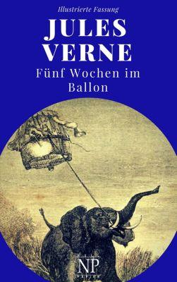 Jules Verne bei Null Papier: Fünf Wochen im Ballon, Jules Verne