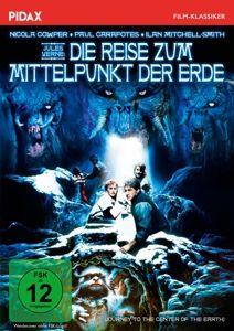 Jules Verne - Die Reise zum Mittelpunkt der Erde, Rusty Lemorande, Albert Pyun