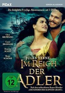 Jules Verne: Im Reich der Adler, Donovan Scott