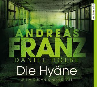 Julia Durant Band 15: Die Hyäne (6 Audio-CDs), Andreas Franz