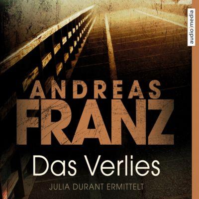 Julia Durant Band 7: Das Verlies (6 Audio-CDs) - Andreas Franz |