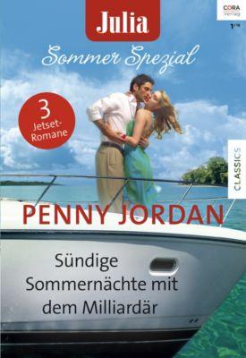 Julia Sommer Spezial: Julia Sommer Spezial Band 4, Penny Jordan