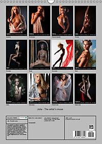 Julia - The artist's muse (Wall Calendar 2019 DIN A3 Portrait) - Produktdetailbild 13