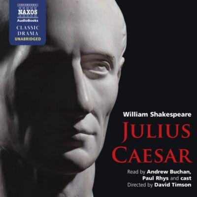 Julius Caesar (Unabridged), William Shakespeare