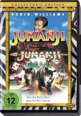 Jumanji, Chris Allsburg